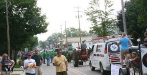 Caledonia 4th of July Parade
